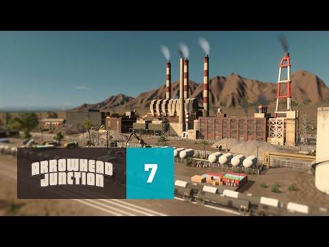 Cities Skylines: Arrowhead Junction - Part 7 - Zamora