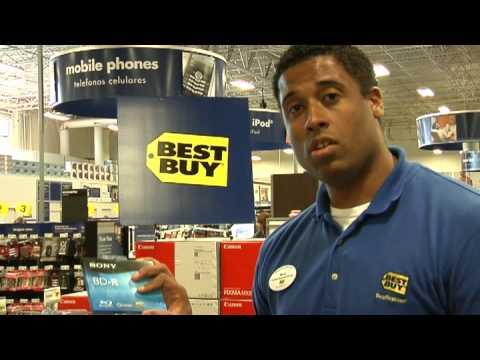 Electronics Tips : How to Burn a Blu-Ray DVD