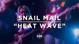 "Snail Mail - ""Heat Wave"" (Live @ the Pyramid Scheme)"