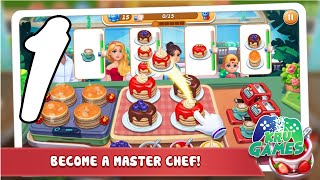 Cooking Life : Master Chef & Fever Cooking Game Gameplay Walkthrough #1 (Android, IOS) screenshot 3