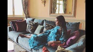 Виктория Боня обживает новую виллу  в Монако))