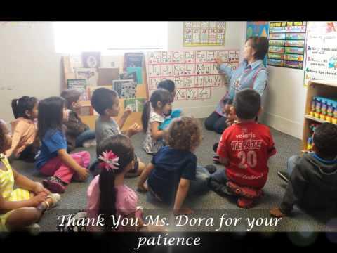 Happy Teacher's Appreciation Week