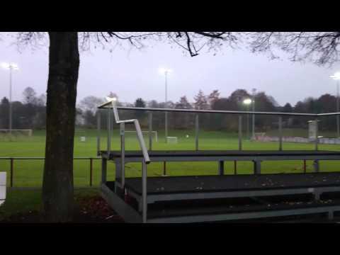 Bayern Munchen training base and Pep's net's aroun
