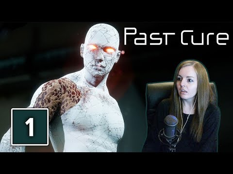 THIS GAME IS CREEPY! | Past Cure Gameplay Walkthrough Part 1