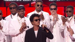 Bruno Mars Acceptance Speech Innovator Award | iHeartRadio Music Awards 2017