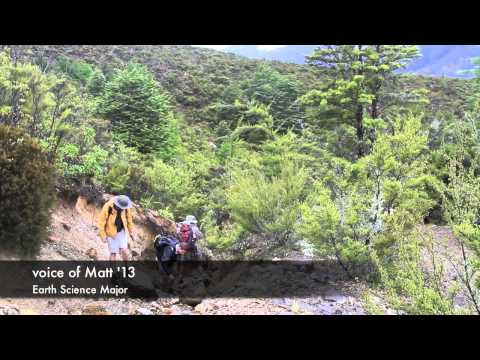 Our Adventure - Geology of New Zealand 2013