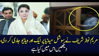 Maryam Nawaz Releases Another Video