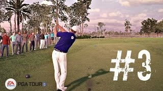 Rory McIlroy PGA Tour Career Mode - Episode 3 - FIRST PGA EVENT! (Ps4/Xbox One Gameplay 1080p HD)
