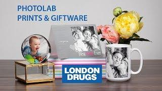 London Drugs Photolab: Printing & Gifts