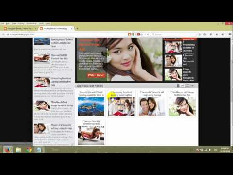 How to Create Blogger Step By Step for Show Google AdSense Ads