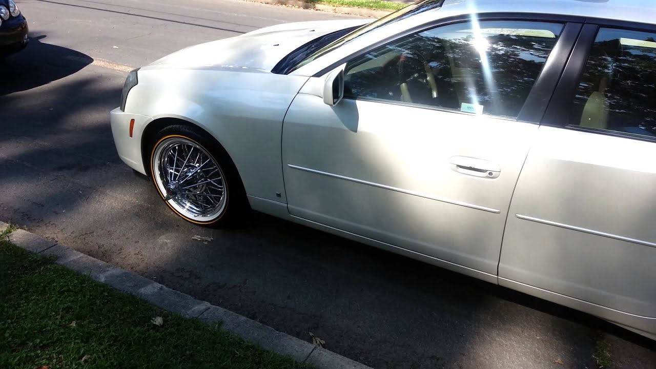 Buick LaCrosse & Cadillac CTS on 17inch Gorillas