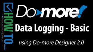 أفعل أكثر PLC - كيفية القيام بسيطة تسجيل البيانات