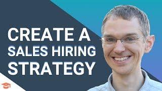 كيفية إنشاء مبيعات توظيف استراتيجية