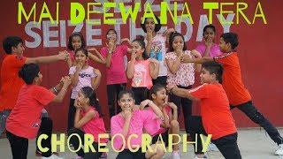 Mai Deewana Tera Dance Choreography    Ajay Bisht    Arjun Patiyala