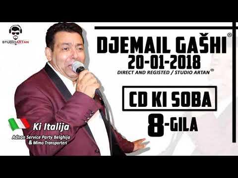 DJEMAIL 2018 CD