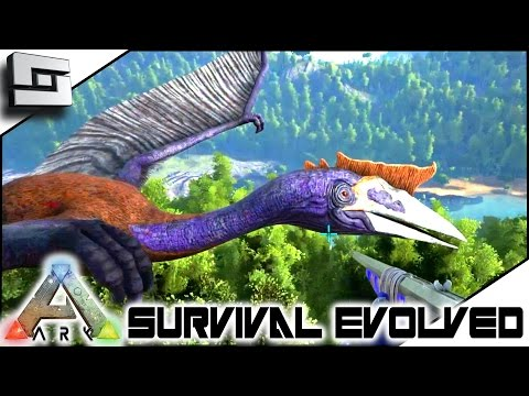ARK: Survival Evolved - TAMING A QUETZAL! S2E46 ( Gameplay )