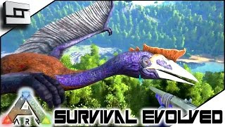 ARK: Survival Evolved - TAMING A QUETZAL! S2E46 ( Gameplay )