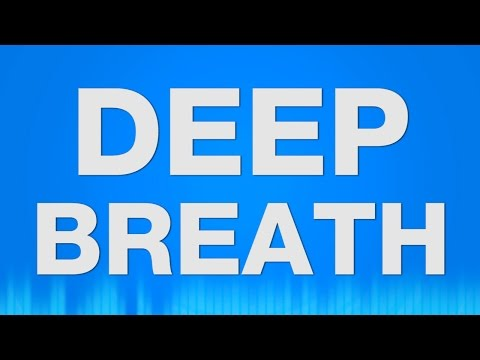 Deep Breath SOUND EFFECT - Tiefes Einatmen Ausatmen SOUNDS