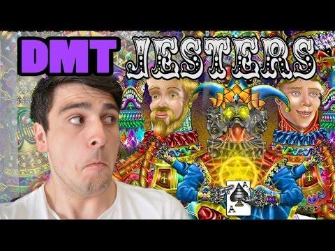 DMT Trip Report   JESTER/TRICKSTER Archetypes