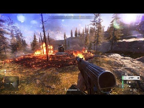 戰地風雲 5  烈焰風暴 大逃殺 搶先遊玩! Battlefield V Firestorm Gameplay!