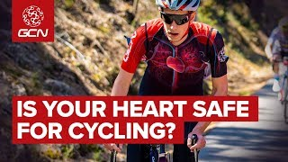 Essential Information For Cyclists | How Safe Is Your Heart?