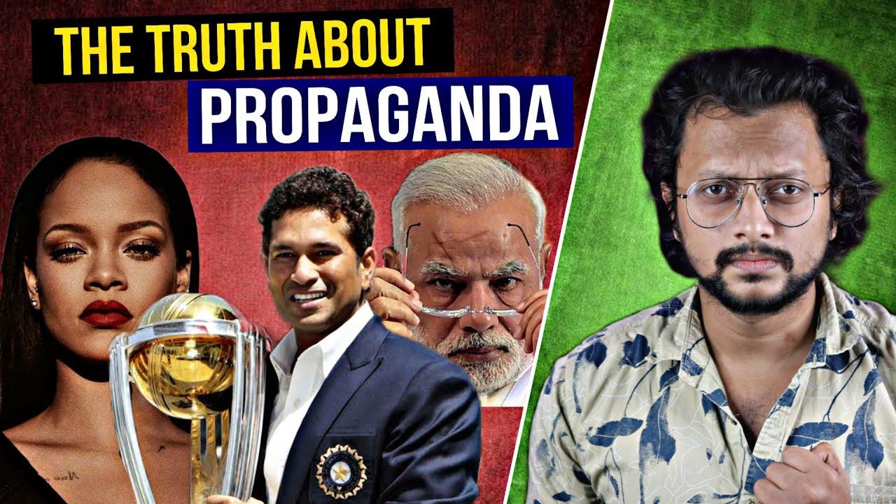 സച്ചിൻ പറഞ്ഞതു ശരിയോ തെറ്റോ  | Sachin Tendulkar Vs Rihana | Propaganda Malayalam | Aswin Madappally