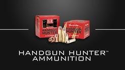 Hornady® Handgun Hunter™ Ammunition
