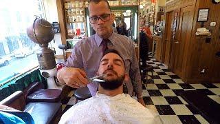PAUL MOLE BARBERSHOP - NEW YORK - Je vous emmène chez le barbier [VLOG #05]