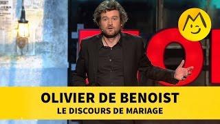 Olivier de Benoist - Le Discours de Mariage thumbnail