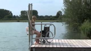 видео Подъёмники для бассейна