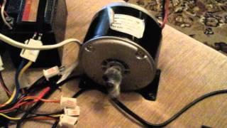 Электромотор с китая(Мотор для электроавтомобиля., 2016-03-13T13:11:18.000Z)