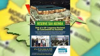 Vem aí o 48º Congresso Nacional de Saneamento de Assemae