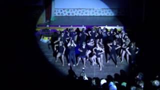 "Live -клип ""Sia - The Greatest"" - 2 отряд"