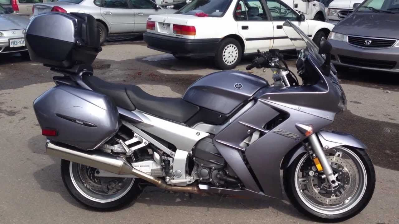 2004 yamaha fjr 1300 abs only 12 000 kms. Black Bedroom Furniture Sets. Home Design Ideas