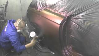 Покраска авто в ХАМЕЛЕОН (часть - 5)(, 2015-12-24T12:52:58.000Z)