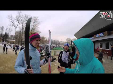 Лыжня России  - 2016 (г. Химки)