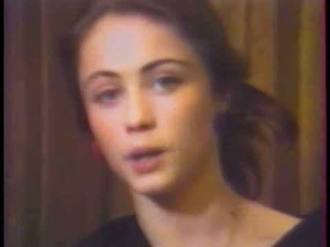 Premier Casting  Emmanuelle Beart