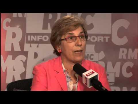 """Marie-Noëlle Lienemann veut """"un impôt exceptionnel"""" pour les riches 08/08"""