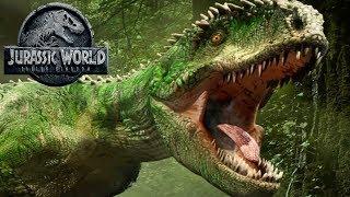 Giganotosaurus Appearance Leak?   Jurassic World Fallen Kingdom