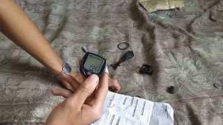 Велокомпьютер из Китая(Обзор, настройка, тест)(Не прошло и года как пришла посылка из поднебесной. На этот раз решил заказать беспроводной велокомпьютер..., 2014-09-21T08:44:45.000Z)