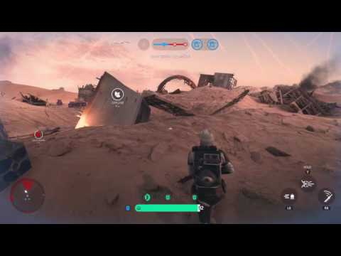 Star Wars Battlefront: 106 Dengar killstreak!
