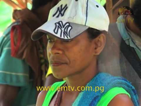 Smooth start to polling in rural Morobe