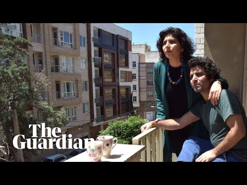 Our Iranian lockdown: how coronavirus changed one couple's life