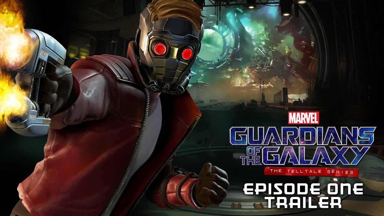Guardians of the Galaxy: The Telltale Series - Episode One Trailer