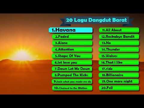 Lagu Barat Versi Dangdut Koplo Full Album
