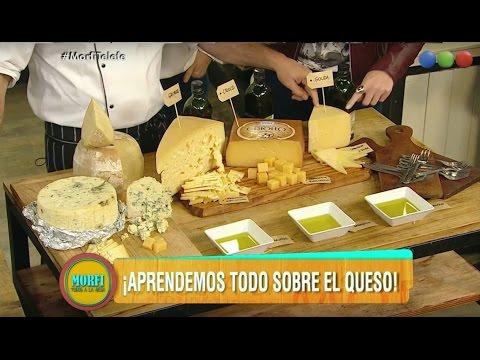 ¡TODO lo que no sabes del queso! - Morfi