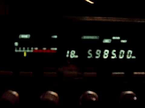 5.985 Radio Myanmar music