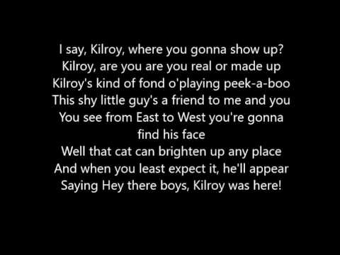 PRACTICE Kilroy was Here