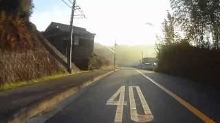 2015.12.13 R173~R423~大阪府道r109~r43~京都府道r46~r6~R9~r14...