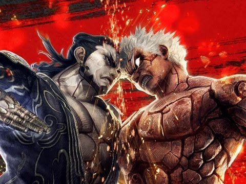 Yasha - BOSS FIGHT - Asura's Wrath